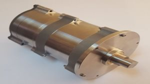 Design, manufacture and test of eddy current damper